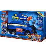 PAW PATROL 5in1 politsei sõiduk koos tulede ja heliefektidega