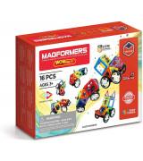 MAGFORMERS Magnetkonstruktori komplekt Wow, 16 osa