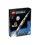 LEGO IDEAS NASA Apollo Saturn V V29 92176