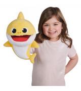 SMART PLAY BABY SHARK Laulev mänguasi Baby Shark, reguleeritava kiirusega, 35 cm