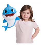 SMART PLAY BABY SHARK Laulev mänguasi Daddy Shark, reguleeritava kiirusega, 35 cm