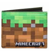 JINX MINECRAFT Dirt Bi-Fold rahakott