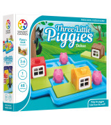 SMART GAMES Three Little Piggies Deluxe lauamäng