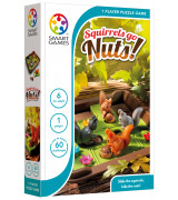 SMART GAMES Squirrels Go Nuts lauamäng