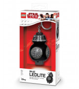 IQ LEGO LED-Tuledega võtmehoidja (Star Wars BB-9E)