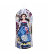 Hasbro BEAUTY AND THE BEAST Belle nukk