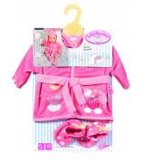 ZAPF BABY ANNABELL hommikumantel 43cm