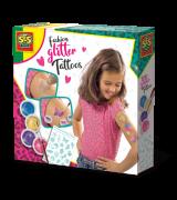 SES FASHION GLITTER Sädelevad tattood