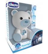 CHICCO Öölamp karuke, sinine