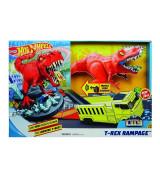 HOT WHEELS T-Rex rada