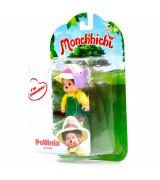 "SILVERLIT MONCHHICHI Kuju aksessuaariga ""Pollinia"", 7.5 cm"