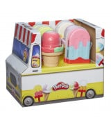 HASBRO PLAY-DOH Väike jäätis mängukomplekt