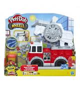 HASBRO PLAY-DOH Tuletõrjeauto mängukomplekt