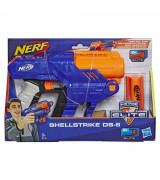 HASBRO NERF Elite Shellstrike DS 6 relv
