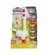 HASBRO PLAY-DOH Lõbus kana mängukomplekt