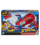 HASBRO SPIDER-MAN Power Moves Ämblikmehe blaster
