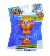 ALPHA SUPER WINGS Transform A Bots! Donnie 8 cm Kuju