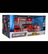 """TEAMSTERZ 4"""" Tuletõrje mängukomplekt"""