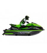 KIDZTECH 1/10 raadioteel juhitav Kawasaki Jet Ski Ultra 310R