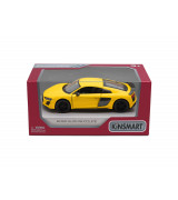 "KINSMART 5"" 2020 Audi R8 Coupé"