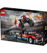 LEGO TECHNIC Trikimaastur ja -mootorratas 42106