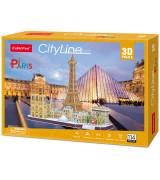 CUBICFUN 3D pusle Paris
