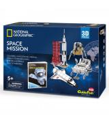 CUBICFUN 3D pusle National Geographic Kosmoseuuringud