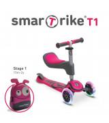SMARTRIKE T-Scooter T1 Roosa