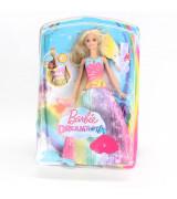 MATTEL Barbie juuksesära nukk