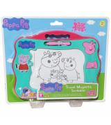 CHARACTER PEPPA PIG Joonistustahvel