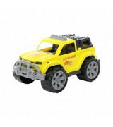 POLESIE Legion kollane sõiduk