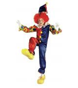 RUBIES Bubble Clown kostüüm (S suurus)
