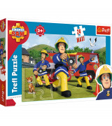 TREFL Maxi Puzzle 24 Fireman Sam