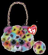 Ty Fashion GISELLE - leopardiga mündikott