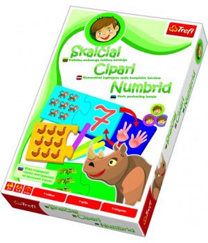 TREFL Haridusmäng Numbrid