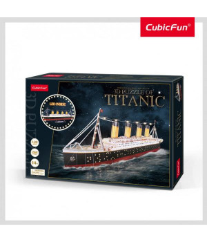 CUBIC FUN Titanic LED-iga