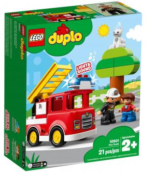 LEGO DUPLO Tuletõrjeauto 10901