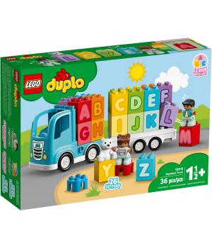 LEGO DUPLO Tähestikauto 10915