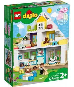 LEGO DUPLO Moodulipõhine mängumaja 10929