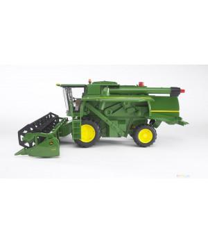 BRUDER John Deere Combaine harvester T670i