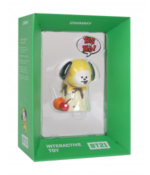 YOUNG TOYS BT21 Interaktiivne mänguasi Chimmy