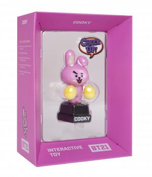 YOUNG TOYS BT21 Interaktiivne mänguasi Cooky