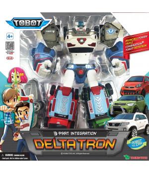 YOUNG TOYS TOBOT Mini Deltatron figuur