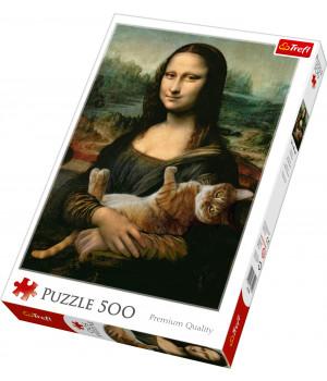 TREFL Pusle 500 Mona Lisa