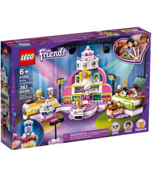 LEGO FRIENDS Küpsetamisvõistlus
