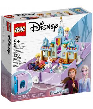 LEGO DISNEY PRINCESS Anna ja Elsa juturaamatu seiklused 43175