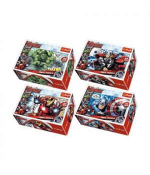 TREFL Minipusle 54 Avengers