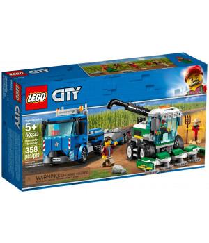 LEGO CITY Kombaini transpordiauto 60223