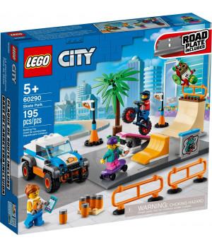 LEGO CITY Rulapark 60290