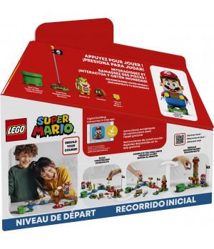 LEGO SUPER MARIO Seikluste alustusrada 71360
